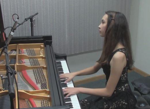 European Piano School of Anchorage, Alaska, presents Yvonne Balgenorth